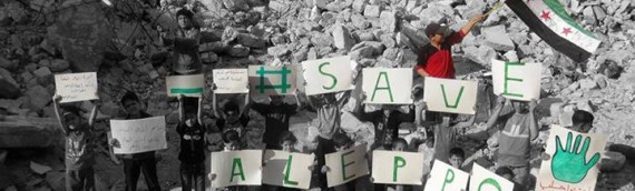 #SaveAleppo: Anyone listening?