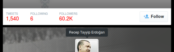 As in Iran so in Turkey: No Twitter for people, only for state officials