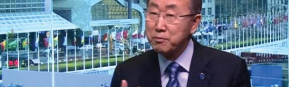UN secretary-general gave up direct communication with Bashar al-Assad because he 'was not keeping his promises'