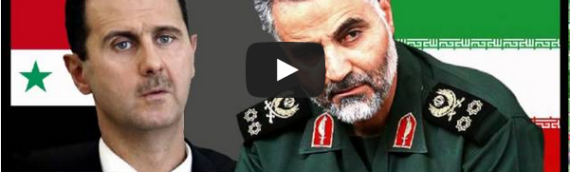 'Official' video of the Syria election campaign of Qassem Soleimani