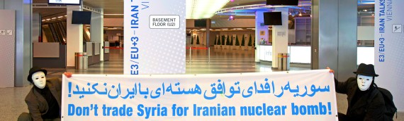 Open letter to foreign ministers: Link nuclear talks with Iran's role in Sryia, Iraq and Lebanon