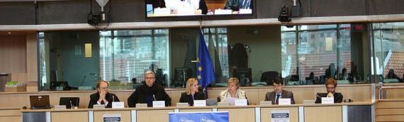 How to end the war in Syria: Naame Shaam's speech at European Parliament
